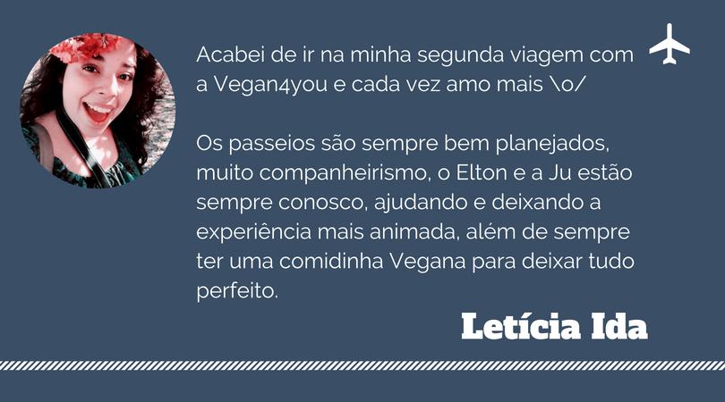 Depoimento Leticia Ida